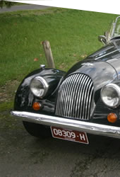 Morgan car club