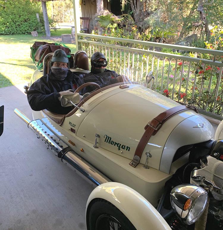 Morgan Car Club Queensland